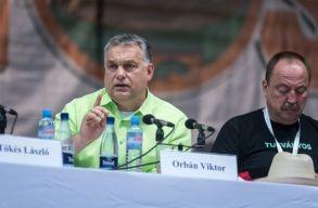 Orbán Tusványoson: Trianon óta nem álltunk ilyen jól