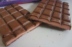 Rosszabb minõségû a Romániában forgalmazott Milka csoki?