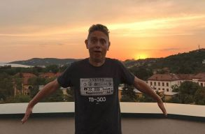 Kolozsváron szülinapozott a Depeche Mode Martinja