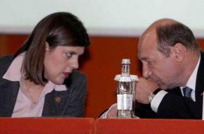 Bãsescu: Kövesi belebetegedett a hatalomba