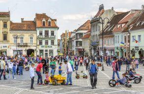 Több mint egymillió turista érkezett az év elsõ felében Romániába