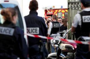 Katonákat gázoltak el Párizsban