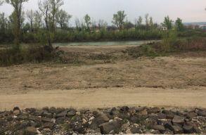 Tönkretették a Felsõ-Tisza egy szakaszának védett élõvilágát a gátakkal