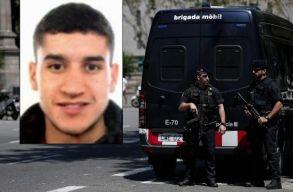 Lelõtték a barcelonai terrortámadás elkövetõjét