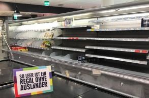 Termékmegvonással kampányol egy szupermarket a rasszizmus ellen Németországban