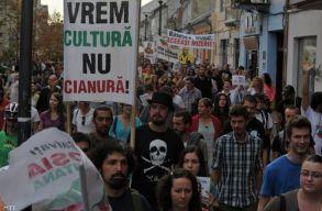 Ismét tüntetések lesznek Verespatak miatt, miután a kormány meggondolta magát UNESCO-ügyben