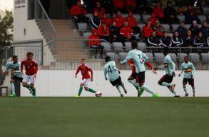 Székely fiatalok mutatkoztak be a magyar korosztályos labdarúgó-válogatottban