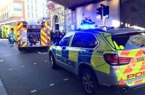 Terrortámadás volt a londoni metróban történt robbantás