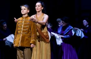 Kolozsváron vendégszerepel a budapesti Operaház