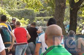15 személy ellen indul eljárás a Fellegváron történt, ultrák által elkövetett támadás miatt