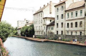 Meglett a gyõztes pályamunka a kolozsvári Szamos-part felújítására