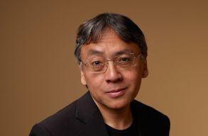 Kazuo Ishiguro nyerte az irodalmi Nobel-díjat