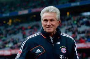 Visszatér Münchenbe a triplázó sikeredzõ