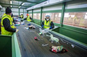 Beüzemelték a Kovászna megyei integrált hulladékkezelõ központot