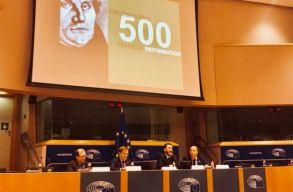 Az Európai Parlamentben is megünnepelték a reformáció 500 éves évfordulóját