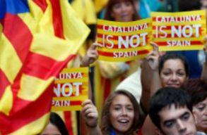 Alkotmányellenesnek ítélte a spanyol alkotmánybíróság a katalán népszavazást