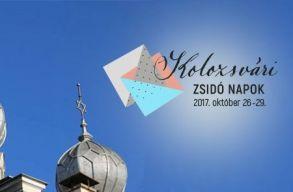 Október 26-29. között szervezik meg a 3. Kolozsvári Zsidó Napokat