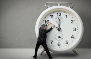 Nem felejtetted el éjjel visszaállítani az órát?