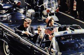 Új információkat találtak a Kennedy-gyilkosság nyilvánosságra hozott dokumentumaiban