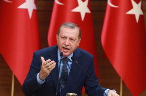 Fasiszta diktátornak nevezte Edrogant egy török képviselõ: feljelentették
