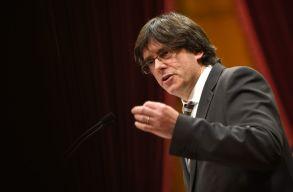 Puigdemont szerint illegális puccsal távolították el posztjáról