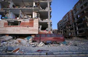 Kétszáznál is több áldozata van az Irán és Irak határán történt földrengésnek