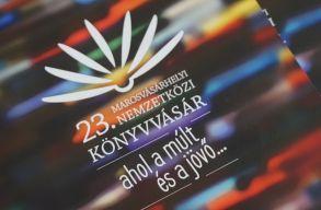 Széles kulturális kínálattal startol a 23. Marosvásárhelyi Nemzetközi Könyvvásár