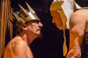 Kié a trón? Modern királydráma bemutatója Sepsiszentgyörgyön