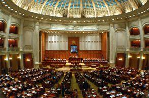 Elkezdõdött az ellenzék által a Tudose- kabinet ellen benyújtott bizalmatlansági indítvány vitája