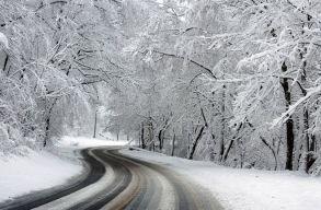 Havazásra és hóviharokra van kiadva figyelmeztetés