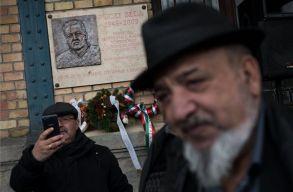 Felavatták végre Puci Béla emléktábláját Budapesten