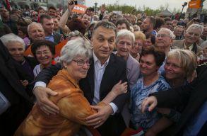 Megdöntötte saját népszerûségi rekordját a Fidesz