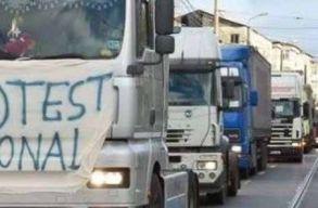 Tüntetéseket hirdettek az engedély nélkül fuvarozók ellen
