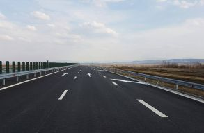Halálos baleset történt az A1-es autópályán