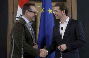 Ausztriában kormányra kerül a szélsõjobb