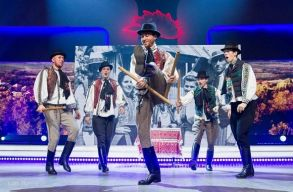 A Kalotaszeg Legénytársulat nyerte a Fölszállott a páva táncegyüttes kategóriáját
