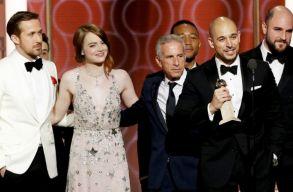 Hetvenötödik alkalommal adják át a Golden Globe-díjakat