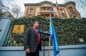A Jobbik egy képviselõje kicsit túltolta a székelyekkel való szolidaritást