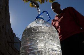 Április végére Fokváros kifogyhat az ivóvízbõl
