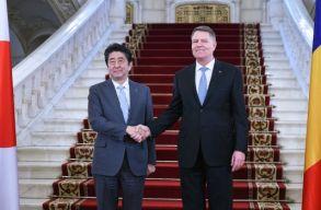 Stratégiai partnerség létrehozásában állapodott meg Románia és Japán