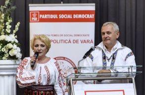 Hivatalosan is az államfõ elé terjesztették a Viorica Dãncilã miniszterelnöki jelölésére vonatkozó javaslatot