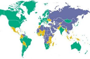 Freedom House: a világ összlakosságának csak a 45%-a él szabad országban