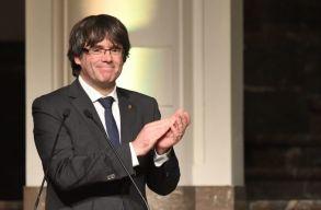 A spanyol ügyészség ismét európai elfogatóparancsot kért Puigdemont ellen