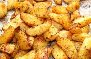 Matematikailag is kiszámolták a tökéletes sültkrumpli receptjét