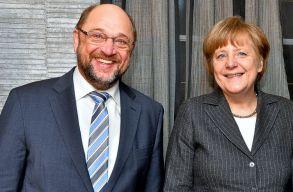 Megállapodtak a német kormánypártok a koalíciós szerzõdésrõl