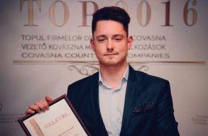 Sepsiszentgyörgyi fiú is szerepel a magyar Playboy év férfija jelöltjei között