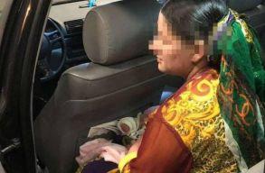 Szoknyája alá rejtve próbálta átjuttatni Magyarországra gyermekét egy Maros megyei asszony