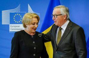 Juncker: Romániának a schengeni övezetben a helye!