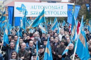 Közvitára bocsátották a székelyföldi autonómiatervezetet a parlamentben