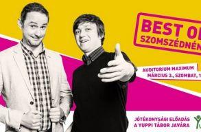 Már csak néhány hely maradt a Best of Szomszédnéni elõadásra